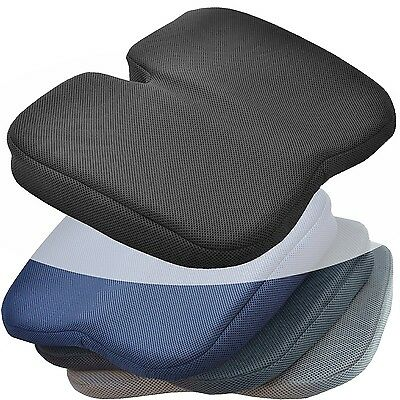 Medipaq Freedom Wedge Cushion - Great for Coccyx Relief Lumbar Support Back P...