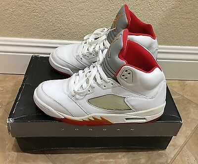d22e052c781 AIR JORDAN 5 Sunset, Size 11 Women, Size 9.5 Men, V, Nike, Retro ...