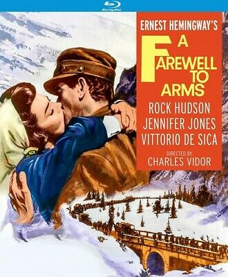 Farewell To Arms (1957) (2017, Blu-ray New)