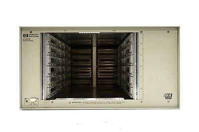 HP Agilent E1421B High-Power 6-Slot C-Size VXI Mainframe