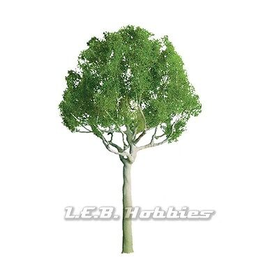 "JTT Scenery Products Round Head Tree O-Scale 4"" Professional Series, 2/pk 96012"