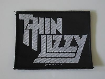 Thin Lizzy Woven Patch