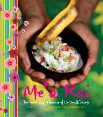 NEW Me'a Kai By Robert Oliver Hardcover Free Shipping