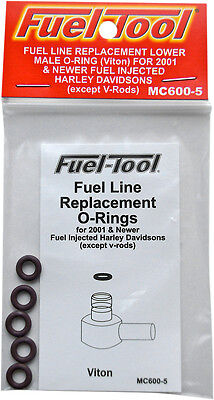 Fuel-Tool O-Ring Fuel Line Male 5Pk 0706-0294