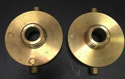 "2.5"" NST to 3/4"" Male Fire Hydrant Brass Adaptor-Water Plumbing"