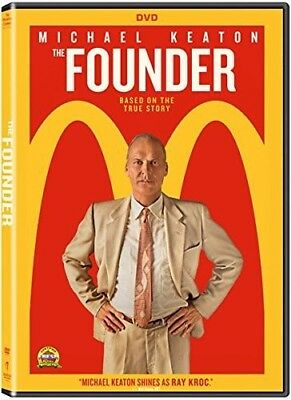 The Founder [New DVD]