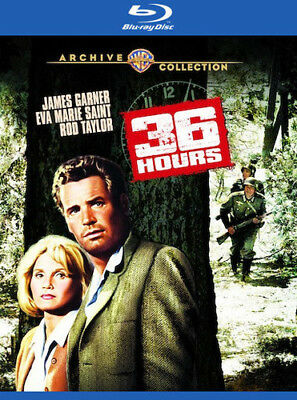 36 Hours [New Blu-ray] Manufactured On Demand, Subtitled, Amaray Case, Digital