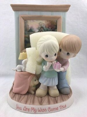 Precious Moments You Are My Wish Come True Figurine 2017- annual Ltd Ed Thomas K