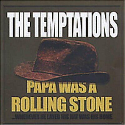 The Temptations - Papa Was A Rollin Stone - The Temptations CD 0GVG The Cheap