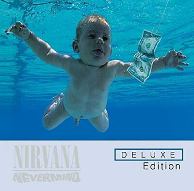 Nirvana - Nevermind (20th Anniversary Deluxe Edition) - Nirvana CD A4VG The The