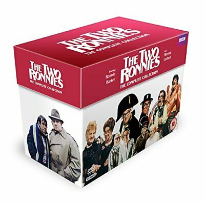 The Two Ronnies Collection [DVD] - DVD  WMVG The Cheap Fast Free Post