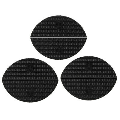 2-5Pairs Self-Adhesive Anti-Slip Stick Shoe Pads Nonslip Rubber Sole ProtectorBH