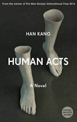Human Acts by Han Kang Book The Cheap Fast Free Post