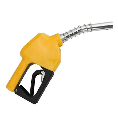 Dispensing Station Diesel Oil Fuel Auto Delivery Nozzle Hose Trigger Gun YLW