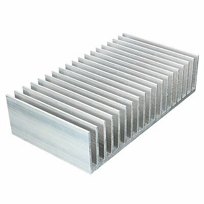 Aluminum Heat Sink, 18 Pcs Cooling Fin For Power LED Amplifier Transistor IC FET