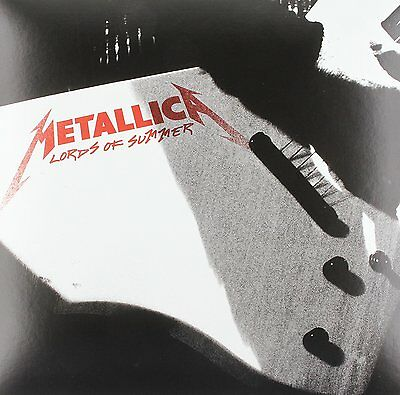 Metallica : Lords Of Summer : Exclusive Vinyl 12'' Ep New & Sealed
