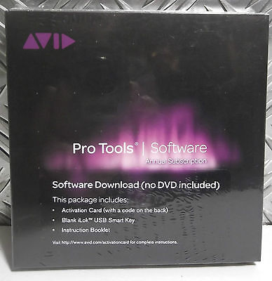 Avid Pro Tools Annual Subscription  Software 9935-65903-00