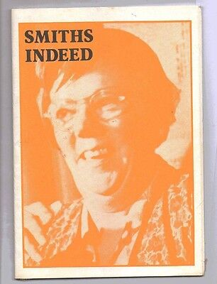 THE SMITHS INDEED FANZINE MAGAZINE No. EIGHT EIGHTIES