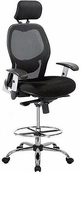 Harwick Model 3052D Mesh Drafting Chair (New in Box) Lowest Price Around