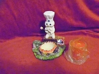 Pillsbury Doughboy Gone Camping Danbury Mint (Baking & Advertising Collectibles)