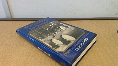 Something to Declare: 1000 Years of Customs and Exc... by Smith, Graham Hardback