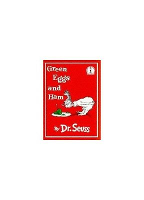 Green Eggs and Ham (Dr. Seuss Classic Collection), Seuss, Dr. Paperback Book The