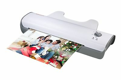 Bonsaii L407-A A4 Thermal Laminator for 3-5 mil Laminating Pouch Up to 9 Inch...