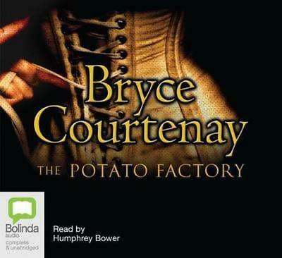 NEW The Potato Factory By Bryce Courtenay Audio CD Free Shipping