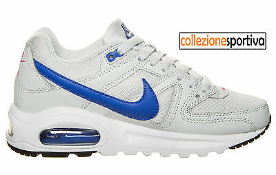 SCARPE RAGAZZA DONNA NIKE AIR MAX COMMAND FLEX (GS) - 844349-002 col ... ff4f1984e6b