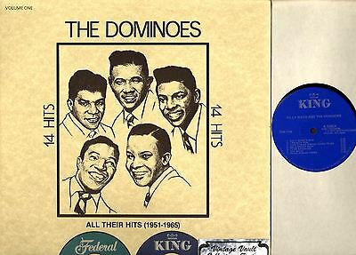 BILLY WARD AND THE DOMINOES all their hits (greatest/best of) LP EX/EX 5005X usa