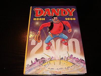 Dandy Annual Book 2000, Unclipped, Good Condition, No Writing.
