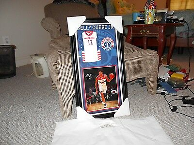 Washington Wizards Kelly Oubre JR AMEX Season Ticket Holder Autograph Authentic