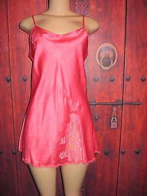 Victoria's Secret Sexy Women's Camisole Babydoll Silky Lace Size S