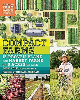 Compact Farms: 15 Proven Plans for Market Farms on 5 Acres or Less; Includes ...