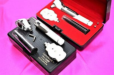 CYNAMED ENT OPTHALMOSCOPE Ophthalmoscopic Otoscope Nasal
