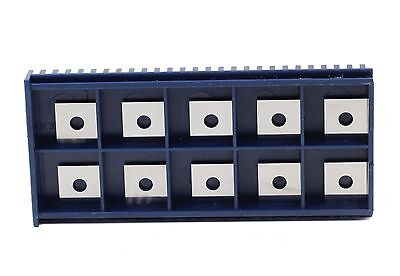 12mm Square Corners Carbide Inserts(12X12X1.5mm) for woodworking,Pack of 10