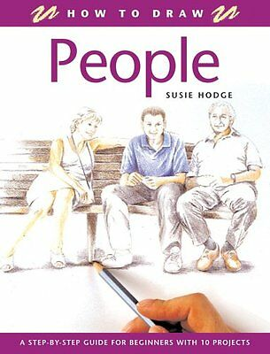 How to Draw People: A Step-by-Step Guide for Begin