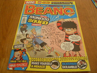 The Beano Comic 5Th July 2014