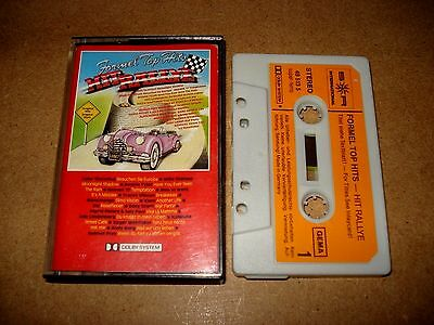 Formel Top Hits - Hit Rallye / MC Kassette / Germany / S*R / Cassette Tape /Eins