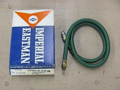"""NEW Imperial Universal Oil Filter Line 32"""" U-32-FT Brand NEW in Box"""