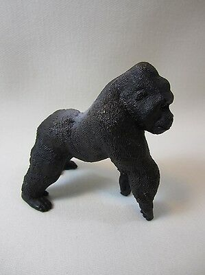 Schleich Silverback Gorilla Wild Animal Model Toy Figurine Educational Toy