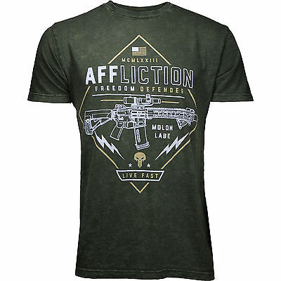 Affliction Tactical Supply Shirt