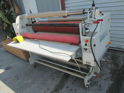 Seal Image IT-6000+ Plus Industrial Laminating Machine Ultra Laminator 60""
