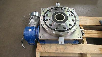Taktomat Rt 250 Rotary Indexing Index Drive Table 12 Position 40:1 Ratio .45Kw