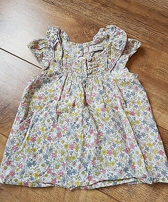 Next floral bee top age 3 to 4 years girls