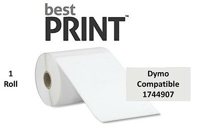 Best Print Dymo Compatible Thermal Labels, 4 x 6 inches, 1 Roll of 220 1744907