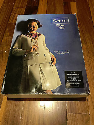 Vintage 1969 Sears Catalog Fall & Winter GOOD CONDITION!