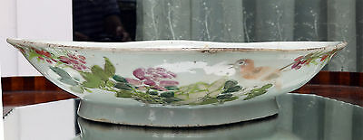 Antique Oriental Porcelain : A Chinese Bowl - early 19th