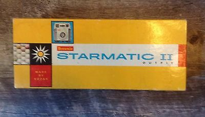 Vintage Brownie Starmatic Camera with Box