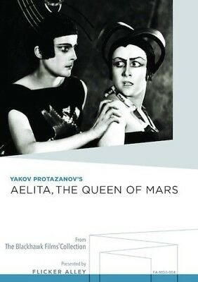 Aelita, The Queen of Mars [New DVD] Manufactured On Demand, NTSC Format